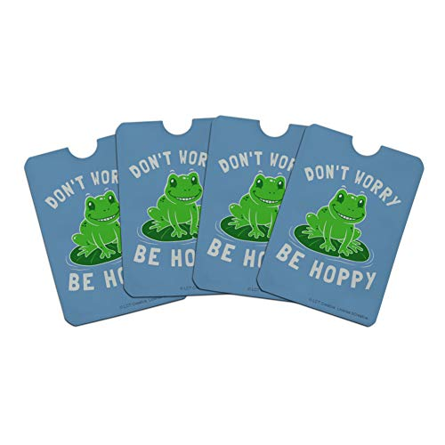 Funny Frogs Foil - 4