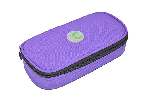 hsheng Diabetic Insulin Protector Case Pouch Cooler Travel Diabetic Pocket Cooling Pack Protector Bag with Ice Gel