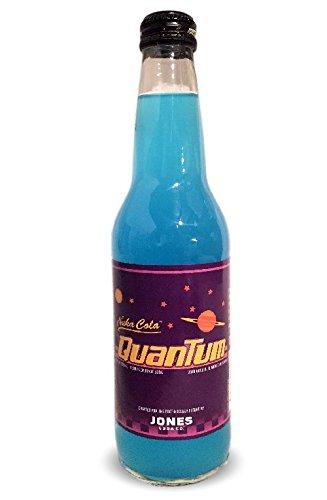 Nuka Cola Quantum from Fallout 4 - Jones Soda