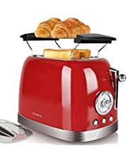 CROWNFUL 2-Slice Toaster