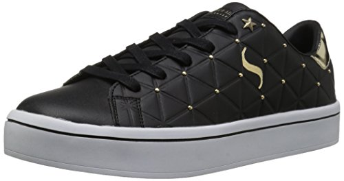 Skechers Street Women's Hi-Lite-Bermuda Sneaker Black discount real 5Sj4nGYOBx
