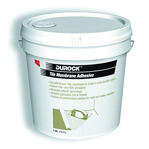 Durock Tile Membrane Adhesive - 2 Gallon