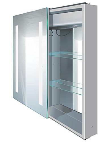 Krugg | LED Medicine Cabinet 20 Inch X 30 Inch | Soft -