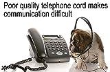 Telephone Cord, Phone Cord, Handset