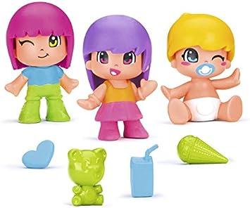 Amazon.es: Pinypon-700014032 Niños y Bebés, Pack C, Multicolor (Famosa 700014032): Juguetes y juegos
