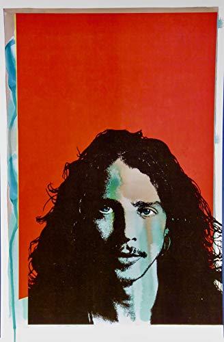 Chris Cornell by Chris Cornell ~ Original 11'x 17