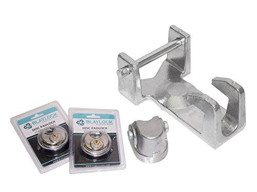Blaylock American Metal TL-57 Coupler Lock