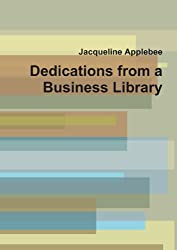 Dedications From A Business Library