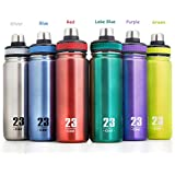 CILLE 24 oz Stainless Steel Vacuum Insulated...