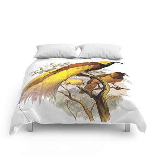 "Society6 Bird Of Paradise Comforters Full: 79"" x 79"