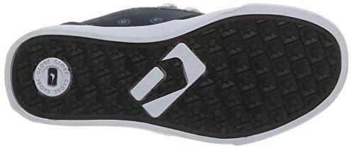 Global Eye Wear Motley-Kids - Zapatos de piel para niños Bleu (Blue Fade)