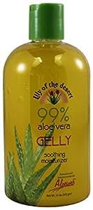 LILY OF THE DESERT, Aloe Vera Gelly - 12 oz