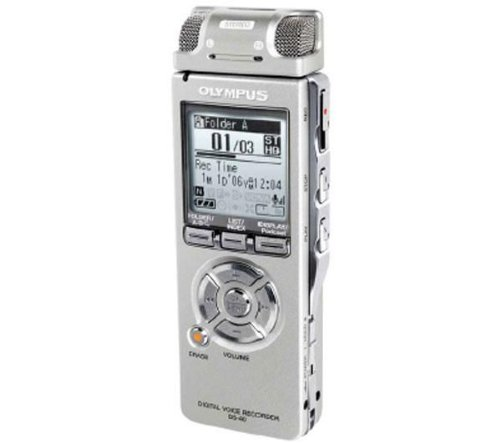 Olympus DS-40 Digital Voice Recorder by Olympus