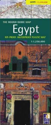 Egypt Map (Rough Guide Country/Region Map) 1:1,250,000 by Rough Guides (2007-09-29) ()