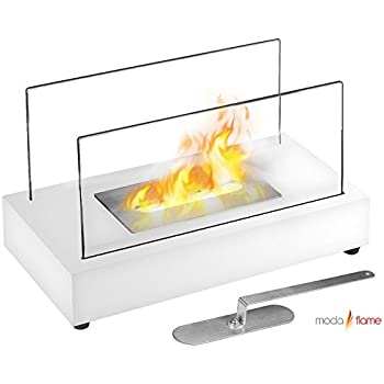 Amazon.com: Elite Flame Avon ventless Table parte superior ...