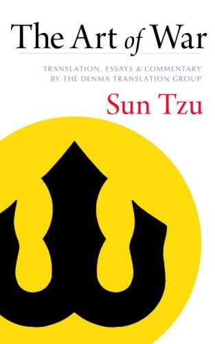 The Art of War: Translation, Essays, and Commentary - Translation Business