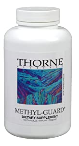 THORNE RESEARCH - Methyl-Guard - 180ct [Health and Beauty]