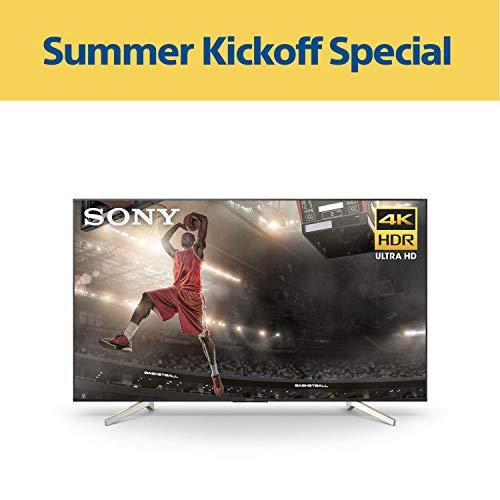 Sony X830F 60 Inch TV: 60 in Bravia 4K Ultra...