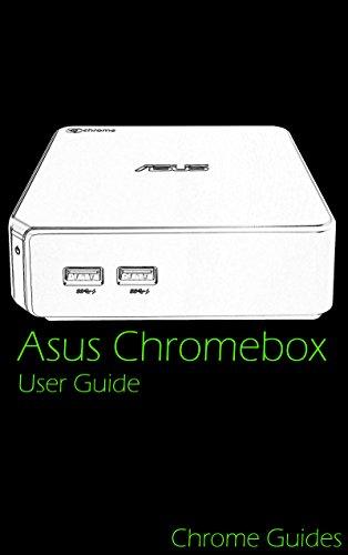 Asus Chromebox M004U User Guide (M115U