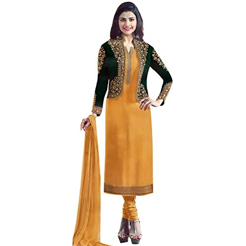 Ladyline Wedding Salwar Kameez Embroidered Partywear Indian Womens Dress Pakistani Salwar Suit Ready to Wear