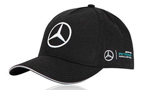 mercedes-benz-petronas-amg-formula-1-black-mamgp-2017-team-hat-cap-adjustable
