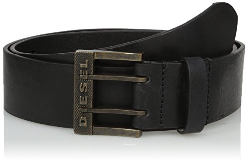 Diesel Men's Bit Ii Belt, black, 95 (Diesel Collection)