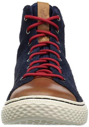 Lauren Dleaney Sneaker Ralph Navy Men's Polo Newport Hx5W1
