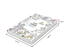 Amazon.com : 'Color Drawing Schedule' Coloring Books Monthly ...