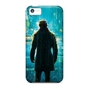 NataliaKrause Iphone 5c Shockproof Cell-phone Hard Cover Customized Trendy Rorschach Skin [aHk19311wnfn]