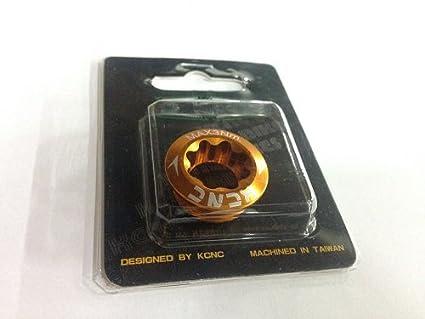KCNC Crank Arm Bolt M20 x P1.0 For Shimano Left Arm 6 Colors