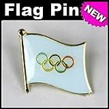 wkオリジナル オリンピック 五輪   ピンバッジ フラッグ ジャパン ピン バッジ 国旗