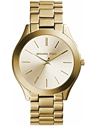 Womens Runway Gold-Tone Watch MK3179