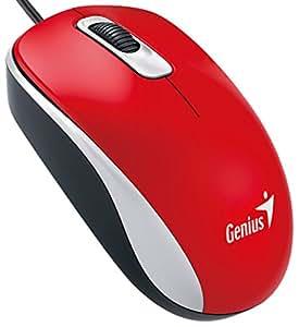 Genius Dx-110 Optical Mouse - White