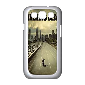 The Walking Dead Samsung Galaxy S3 9300 Cell Phone Case White DIY GIFT pp001_8960332