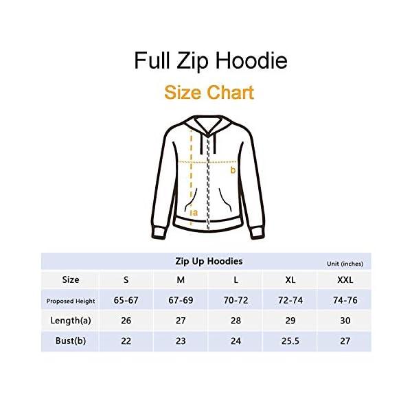 Gaga.idol.Type hoodies Mens Warm Sweatshirt Sherpa Lined Basic Hooded Cotton Fleece Slim Hoodie Jacket 8