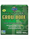 Garden of Life Vitamin Code Grow Bone 2-pack 60 day supply