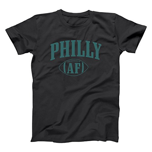 Funny Threads Outlet Philly AF Philadelphia Football Mens Shirt Large - Philly Outlets Hours