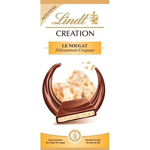 Lindt - Leche De Turrón De Creación 3X150G - Creation Lait Nougat 3X150G - Precio Por Unidad - Entrega Rápida: Amazon.es: Alimentación y bebidas