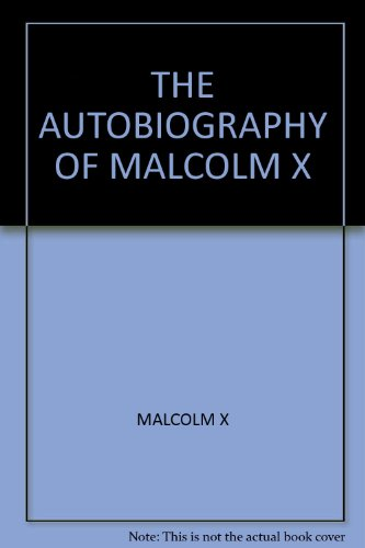 Books : THE AUTOBIOGRAPHY OF MALCOLM X