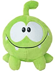 Kikker Pluche Toy, Kawaii om nom Frog Pluche Toy Funny Frog Gevuld Dier Pluche Knuffel Snijd De Touw Zacht Rubber Cut De Touw Figuur Speelgoed Xmas Gift voor Kid Girl,20cm