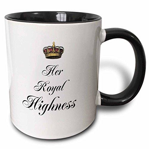 3dRose Her Royal Highness mug 112872 4