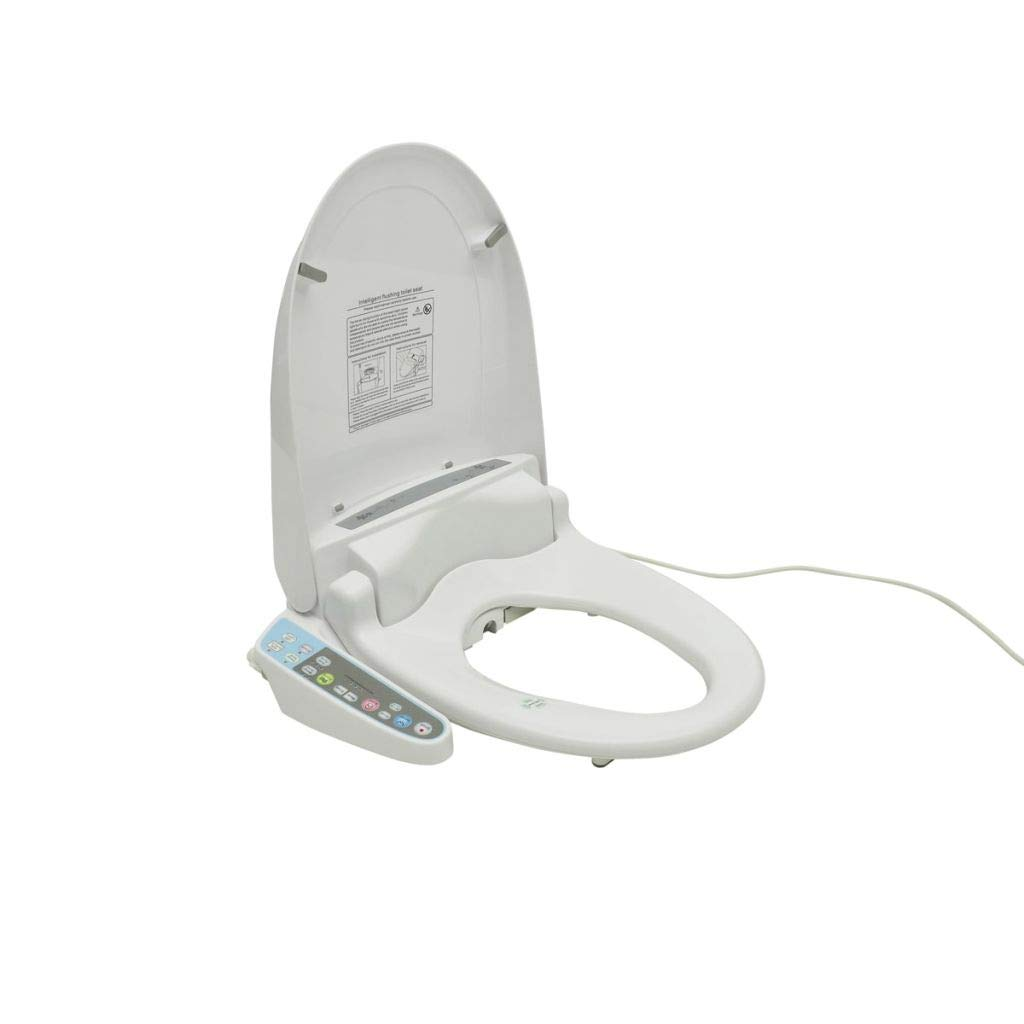 Luxury Bidet Auto Electronic Toilet Seat: Amazon.co.uk: Kitchen & Home