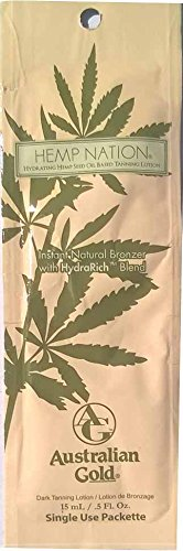 hemp nation bronzer packette