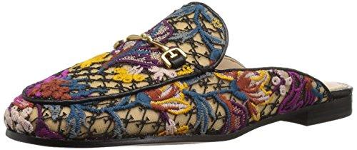Sam Edelman Women's Linnie Mule, Bright Multi Floral Chintz lace, 7 M US