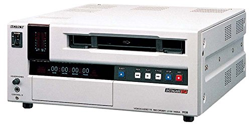 am SP Professional Video Recorder / Player (Betacam Player)
