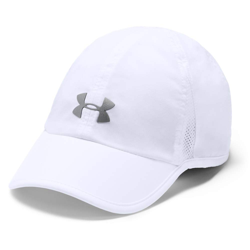 Under Armour Women's Shadow 2.0 Hat, White