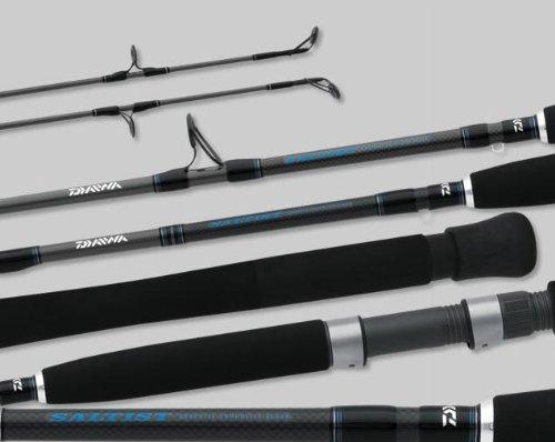 Daiwa STJ66MF Saltiga Boat Conventional Rod, Medium, for sale  Delivered anywhere in Canada