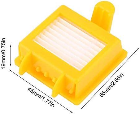 DingGreat Kit di Accessori di Ricambio per iRobot Roomba 700 Serie 720 750 760 765 770 772 772e 774 775 776 776p 780 782 782e 785 786 786p 790-15Pezzi