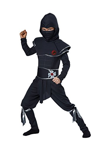 Chinese Ghost Costume (California Costumes Ninja Warrior Child Costume,)