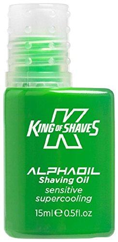 Sensitive Skin Cooling Menthol Shaving Oil 6